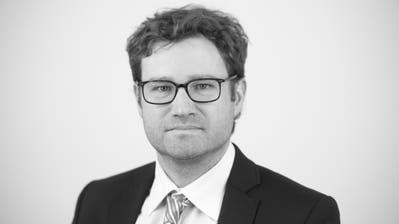 Stefan Schmid (Bild: Benjamin Manser)