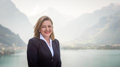 Heidi Z'graggen, CVP, Erstfeld,Regierungsrätin, 1966.Motivation: «Ich setze mich für einen starken Kanton Uri auf Bundesebene ein und für die Schweiz, das als hervorragendes und sicheres Land auch künftig erfolgreich bleibt.»
