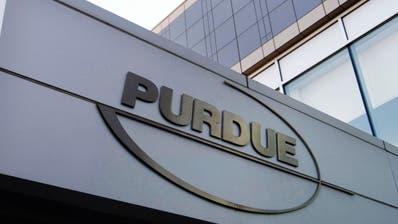 Purdue-Eigentümer sollen Milliarde in der Schweiz versteckt haben