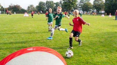 Vier Tore und kein Torhüter: So soll die Schweiz mehr kreative Fussballer erhalten