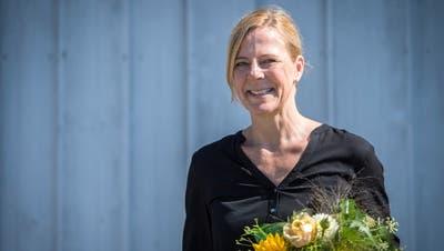 Christina Pagnoncini wurde im ersten Wahlgang klar als neue Gemeindepräsidentin des Kemmentals gewählt. (Bild: Reto Martin)