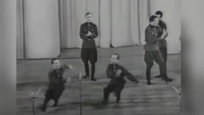Virales Feel-Good-Video: Diese tanzenden Soldaten bringen auch Sie zum Lachen