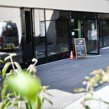 Die Ladeneröffnung findet nach der Verschiebung nun am 12. Oktober statt, allerdings ohne eine Kioskwirtschaft. (Bild: Donato Caspari)