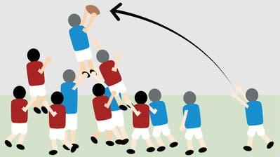 Der Nummerncode des Rugby oder wie das intensive Ballspiel funktioniert