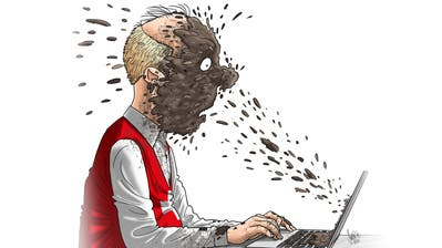 Negativkampagne: Wie die brave CVP das Internetentdeckt