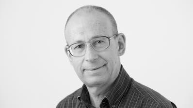 Martin Knoepfel, Redaktor Toggenburger Tagblatt. (Bild: Urs Bucher)