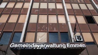 Die Emmer Gemeindeverwaltung. (Bild: 27. Februar 2019)