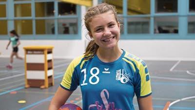 Diese Saison trainiert Helena Stojkovic noch mit dem HC Uzwil-Gossau. (Bild: PD)