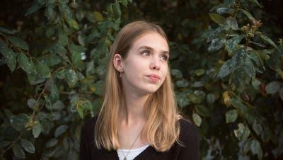 Alissa Hutter ist noch ganz am Beginn ihres Model-Lebens. (Bild: Lisa Jenny)