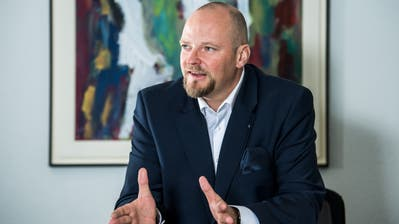 CVP-Kantonalpräsident Christian Ineichen (Bild: Eveline Beerkircher)