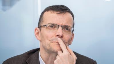 Markus Buschor, St.Galler Stadtrat. (Bild: Urs Bucher)