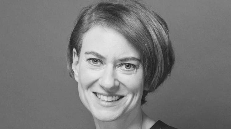 Unsere Autorin Simone Meier (CH Media)