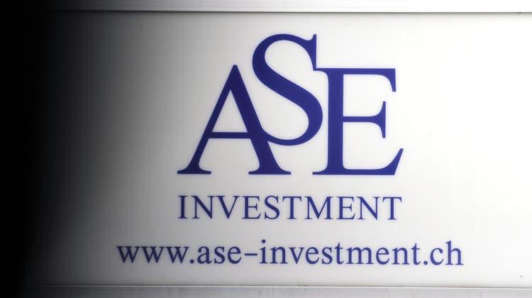 Der Geschäftsführer der Firma ASE hat ein riesiges Schneeballsystem betrieben und damit knapp 2000 Geschädigte um 170 Millionen Franken betrogen. Bild: Walter Bieri/Keystone