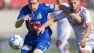 FC Luzern mehrere Wochen ohne Schwegler und Ndenge