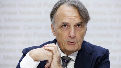 Staatssekretär Mario Gattiker: «Europa ist seit der Flüchtlingskrise nicht viel weiter gekommen.» (Bild: Keystone, Peter Klaunzer (9. September 2019))