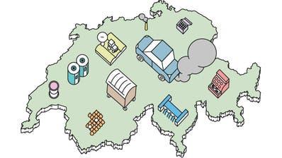 So klimabewusstist die Schweiz beim Recycling im Vergleich mit 15 Ländern
