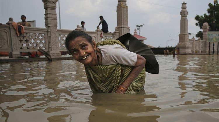 Der Klimawandel treibt Millionen in die Flucht
