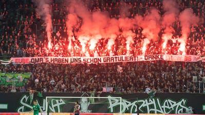 Daniel Last, Mediensprecher FC St.Gallen. (Bild: Ralph Ribi)