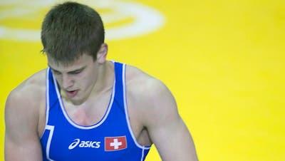 Reichmuth gewinnt historische WM-Bronzemedaille