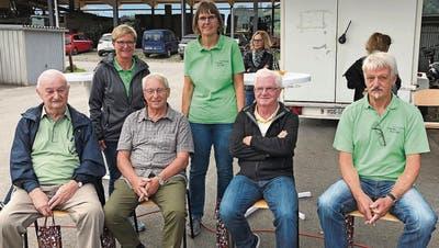 Veteran-Jubilare des Musikvereins Buchs-Räfis wurden gefeiert