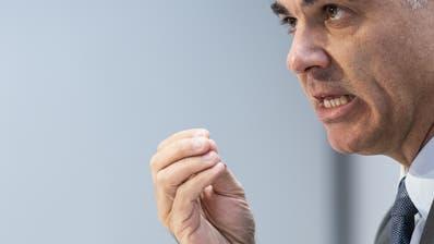 Gesundheitsminister Berset will weiter kämpfen gegen hohe Gesundheitskosten