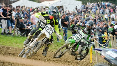 Amriswil TG , 22.09.2019 / 58. Moto - Cross Amriswil . 19. Rennen, Masters Open .