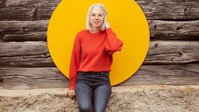 Die 31-jährige Sängerin aus dem Wallis steht seit elf Jahren auf der Bühne – am 7.November tritt sie im Casino Herisau auf. (Bild: Benedikt Schnermann)