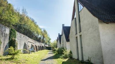 Seit Jahren soll das Kunstmusem Thurgau in der Kartause Ittingen saniert und erweitert werden. An der nördlichen Klostermauer gab es ein mittlerweile verworfenes Projekt. (Bild: Andrea Stalder)