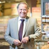 Der aktuelle Geschäftsführer und designierte Präsident der Genossenschaft Migros Luzern, Felix Meyer. (Bild: PD)