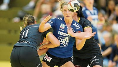 Die Schweizer Handball-Nationalspielerinnen befinden sich mitten im Reifeprozess