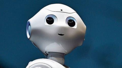 HSG setzt auf Roboter: Lexi hilft bei Vorlesungen