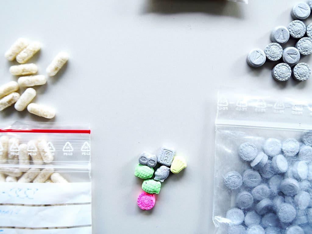 Über 50 Jugendliche und junge Erwachsene aus der Agglomeration Luzern haben sich via Darknet rezeptpflichtige Medikamente und Drogen beschafft und damit gehandelt. (Bild: Staatsanwaltschaft Kanton Luzern)