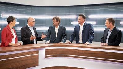 «Das ist nicht glaubwürdig»: Viel Tempo und klare Fronten bei St.Galler TVO-Nationalratsdebatte