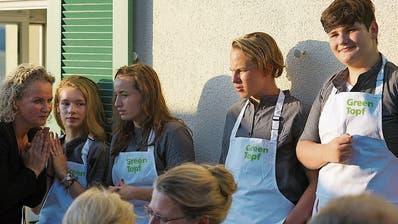 Das Vegi-Kochbuch «Greentopf» aus Frauenfeld: Lokal entstanden, national gefeiert