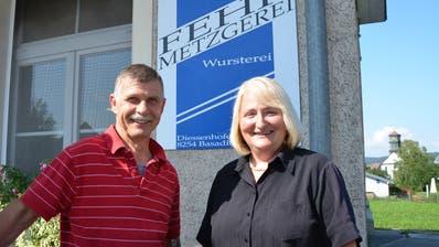 Martin und Erika Fehr hören nach 40 Jahren auf. (Bild: Margrith Pfister-Kübler)
