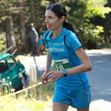 Neue Siegerin am Gauschla-Berglauf: Petra Summer. (Bild: Robert Kucera)