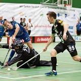 Zuger Unihockeyaner mit der maximalen Ausbeute