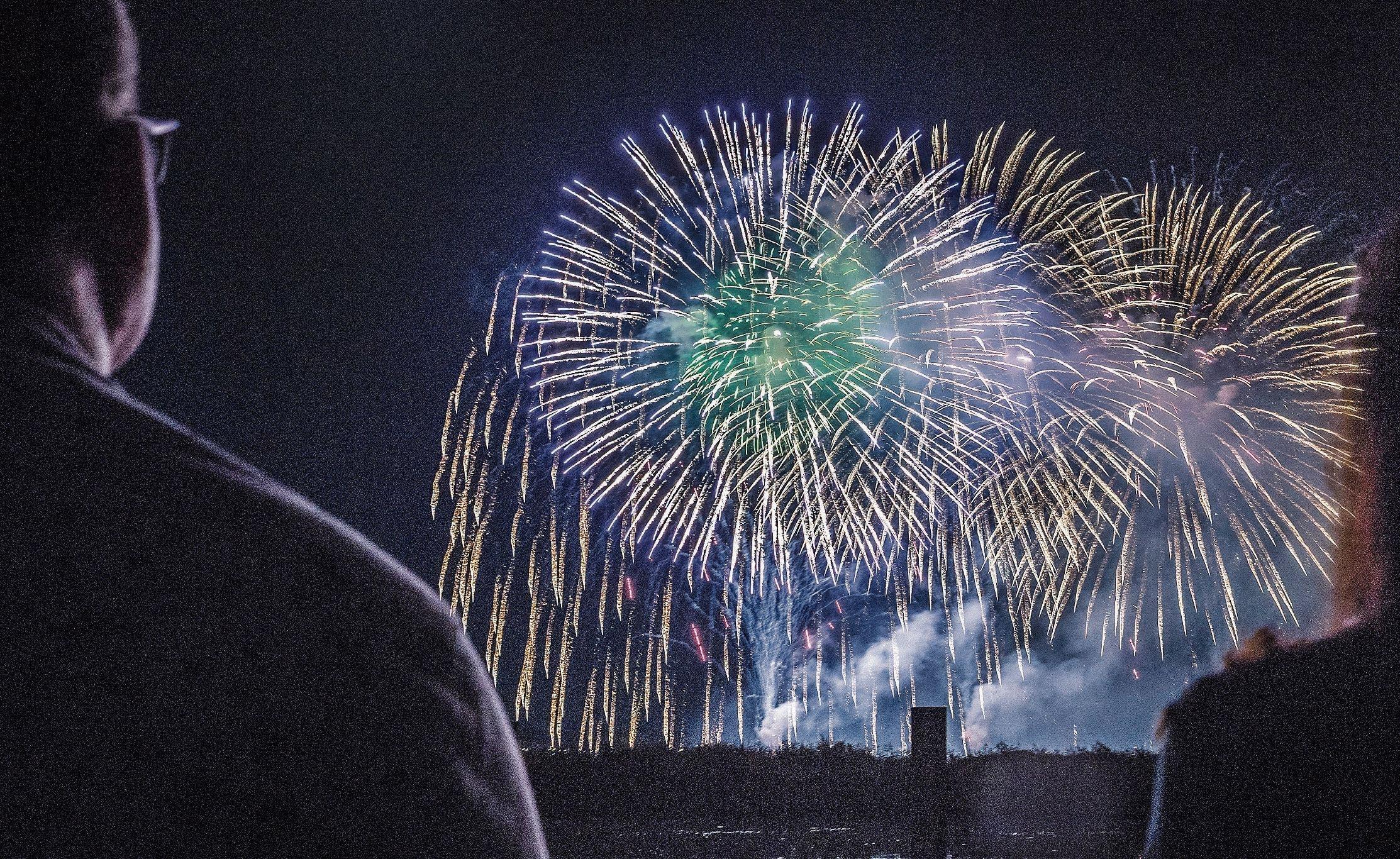Das Abbrennen von Feuerwerk ist in der Stadt Wil nur in der Nacht von Silvester auf Neujahr und bei den Feiern zum Bundesfeiertag ohne Bewilligung erlaubt. Knallkörper hingegen dürfen nach dem revidierten Reglement auch an der Fastnacht gezündet werden – vom Gümpeli-Mittwoch bis zum Fastnachts-Dienstag. (Bild: Andrea Stalder)