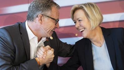 SBB-Verwaltungsratspräsidentin Monika Ribar muss einen Nachfolger für CEO Andreas Meyer finden. (Bild: Peter Klaunzer/Keystone)