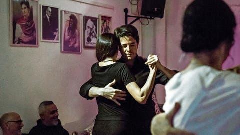 Dirigent und leidenschaftlicher Tango-Tänzer Chiacchiarini: «Die Frau bestimmt mit!»
