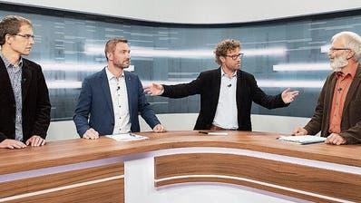 Einzig beim Vaterschaftsurlaub sind sich die kleinen Parteien uneinig: Das war die zweite St.Galler TVO-Nationalratsdebatte