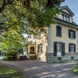 Aussenansicht des Museum im Bellpark in Kriens. (Bild: Pius Amrein, Kriens, 3. September 2019)