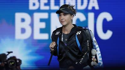 Belinda Bencic: «Der Final war zum Greifen nah»