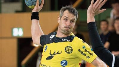 St.Otmars Trainer Bo Spellerbergist in einer neuen Rolle: «Auf der Bank ist Dittert der Boss»
