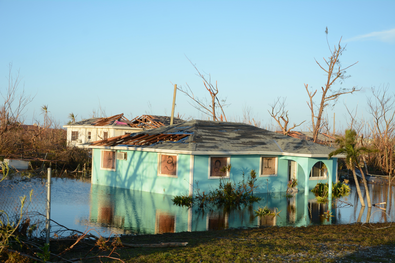Great Abaco, Bahamas. (Bild: EPA/IFRC)