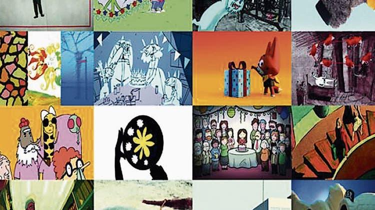 Das Kinok zeigt 15 Kurzfilme von über 100 Schweizer Animationskünstlerinnen, Sounddesignern und Charaktergestaltern. (Bild: PD)