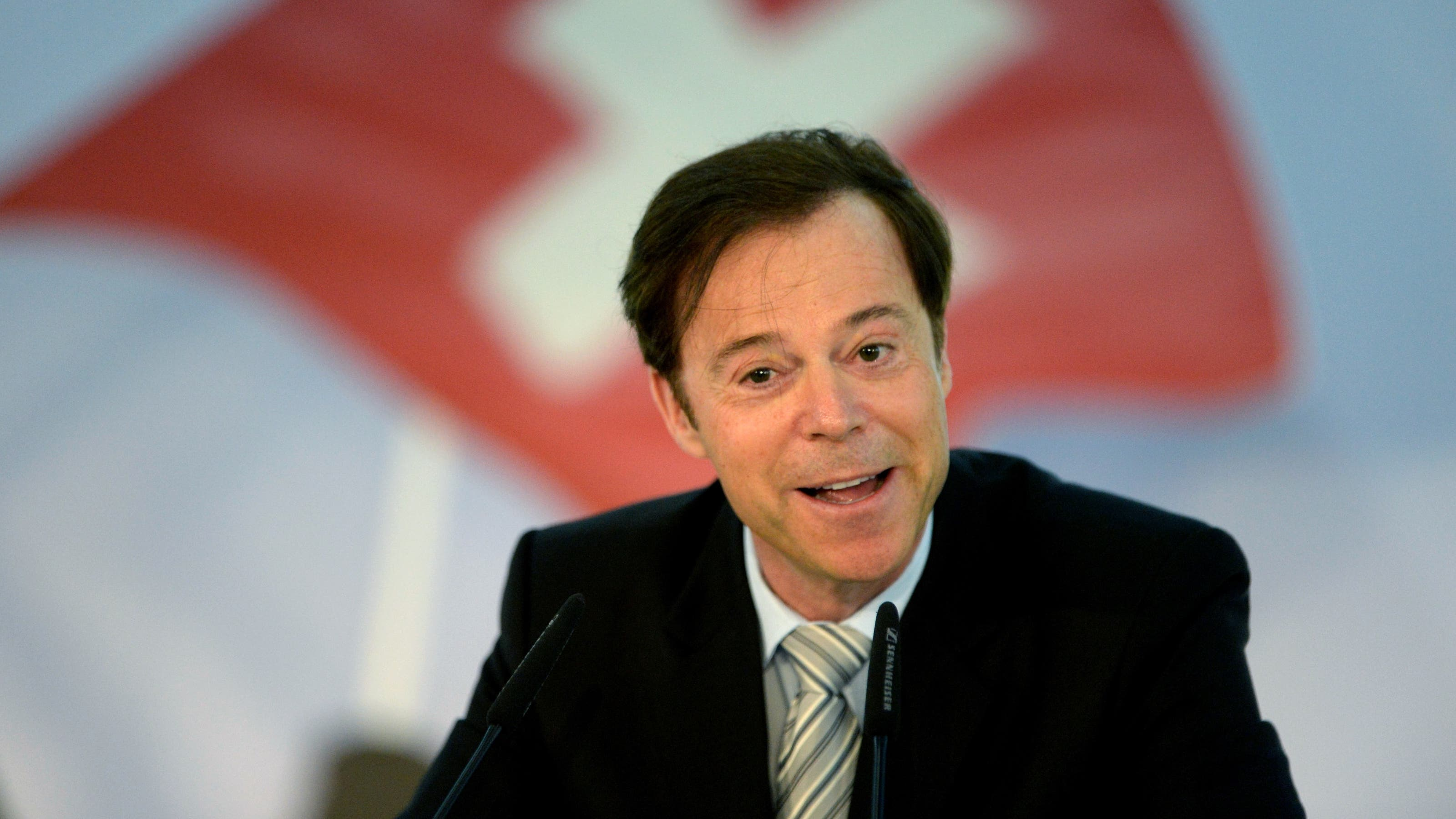Christoph Mörgeli: Nach seiner Nicht-Wiederwahl als Nationalrat 2015 will es Christoph Mörgeli noch einmal wissen. Die SVP gab ihm mit Listenplatz 15 allerdings nicht die besten Voraussetzungen. (Bild: AZ)