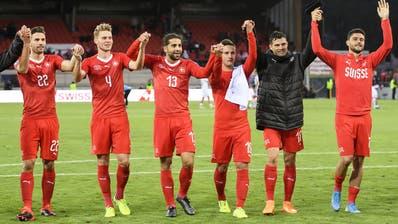 EM-Qualifikation: Die Schweiz erfüllt beim 4:0 gegen Gibraltar die Pflicht – mehr nicht