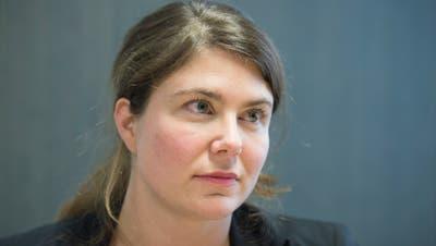 Barbara Affolter, Präsidentin des Vereins Museumsnacht St.Gallen. (Bild: Urs Bucher)