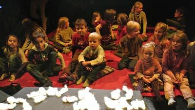 Auch dieses Jahr bietet das Goofechössi wieder adventliche Stimmung für Kinder. (Bild: PD)
